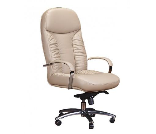 Кресло руководителя Ренуар (хром)