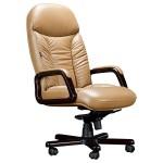 Кресло руководителя Ренуар  DB-800 подлокотник SF-1